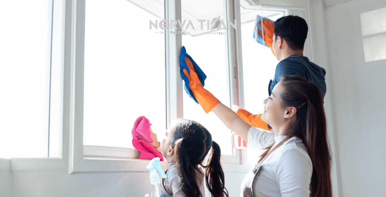 The Best Way to Clean Windows & Make Your Glass Sparkling Clear